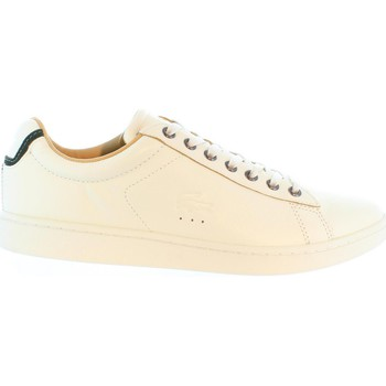 Zapatos Hombre Deportivas Moda Lacoste 30SRM0001 CARNABY Blanco