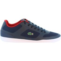 Zapatos Hombre Deportivas Moda Lacoste 32SPM0004 COURT Azul