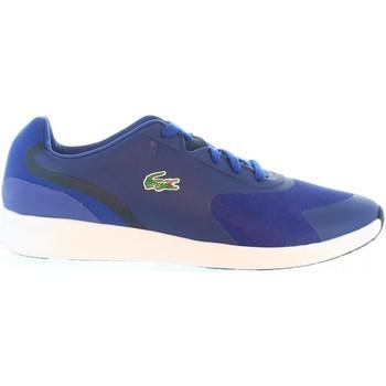 Zapatos Hombre Deportivas Moda Lacoste 32SPM0025 LTR01 Azul