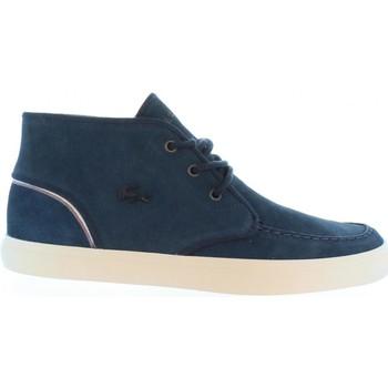 Zapatos Hombre Botas de caña baja Lacoste 32CAM0087 SEVRIN Azul