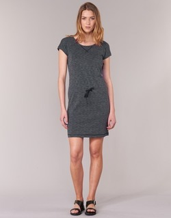 textil Mujer vestidos cortos Columbia OUTERSPACED Gris