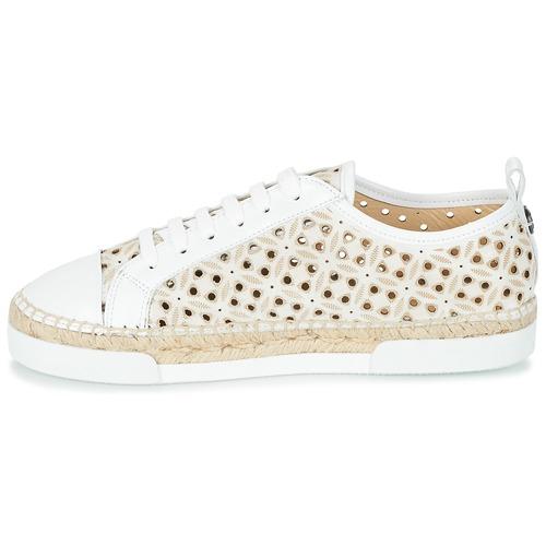 Los últimos zapatos de descuento para hombres y mujeres Sonia Rykiel 622348 Blanco - Envío gratis Nueva promoción - Zapatos Deportivas bajas Mujer
