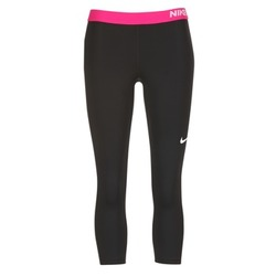 textil Mujer leggings Nike NP CL CAPRI Negro / Rosa