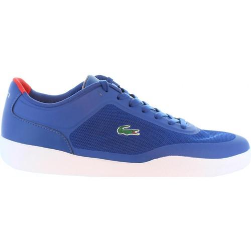 Casual salvaje  Lacoste 32SPM0046 TRAMLINE Nueva Azul - Envío gratis Nueva TRAMLINE promoción - Zapatos Deportivas Moda Hombre 3868a9