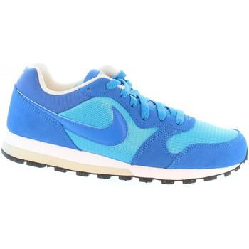 Zapatos Mujer Deportivas Moda Nike 749869 MD RUNNER 2 Azul