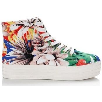 Zapatos Mujer Zapatillas altas Steve Madden Zapatillas Bountie Floral