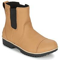 Zapatos Mujer Botas de caña baja Sorel MEADOW CHELSEA Beige