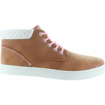 Zapatos Niños Botas de caña baja Kappa 302DFE0 CIT KID Marrón