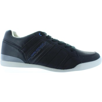 Zapatos Hombre Deportivas Moda Kappa 303N1T0 BATOU Negro