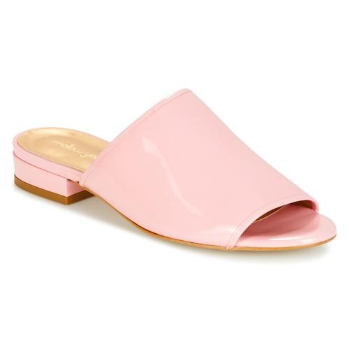 Zapatos de mujer baratos zapatos de mujer Zapatos especiales Mellow Yellow BYTATANE Rosa