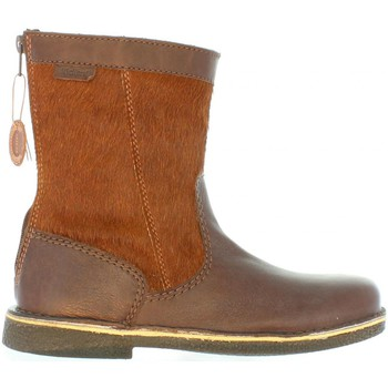 Zapatos Mujer Botas urbanas Kickers 511630-50 LEXY Marrón