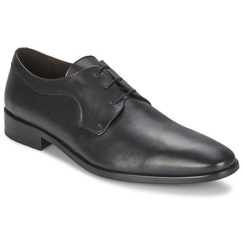 Zapatos especiales para hombres y mujeres So Size ORLANDO Negro
