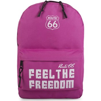 Bolsos Mochila Route 66 R13036 MOCHILA FEEL THE FREEDOM Fucsia