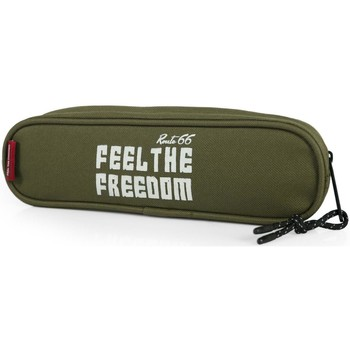 Bolsos Neceser Route 66 R13037 PORTATODO FEEL THE FREEDOM Kaki