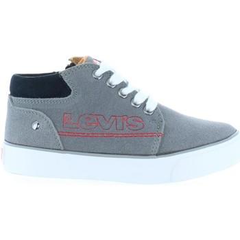 Zapatos Niños Zapatillas bajas Levi's 508650 PATOUCH Gris
