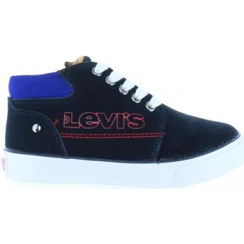 Zapatos Niños Zapatillas bajas Levi's 508650 PATOUCH Azul
