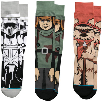 Accesorios Hombre Calcetines Stance Star Wars Return Of The Jedi
