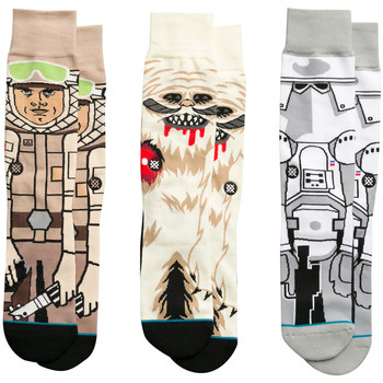 Accesorios Hombre Calcetines Stance Star Wars Empire Strikes Back Negro