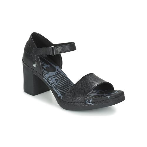 Zapatos Mujer Sandalias Art CANNES Negro