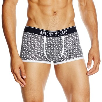 textil Hombre Boxer / Calzoncillos Antony Morato Boxer  With 70 Pattern Print Blanco
