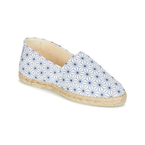 Asanoha Mujer Alpargatas AzulBlanco Maiett Zapatos sQdxthCrBo