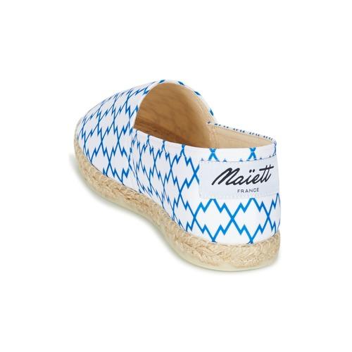 Kimono Mujer BlancoAzul Alpargatas Zapatos Maiett rdCBoexQW