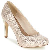 Zapatos Mujer Zapatos de tacón Tamaris LYCORIS Oro