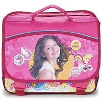 Bolsos Niña Cartable Disney SOY LUNA CARTABLE 38CM Rosa