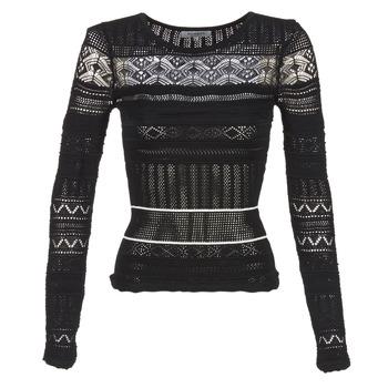 textil Mujer jerséis Morgan MARAI Negro