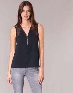 textil Mujer Tops / Blusas Morgan OBLOW Negro