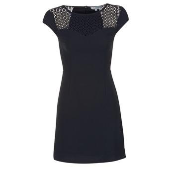 textil Mujer vestidos cortos Morgan RENAL Negro