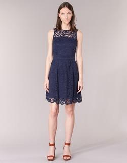 textil Mujer vestidos cortos Morgan ROKA Marino