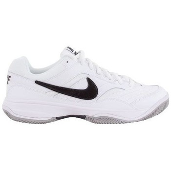 Zapatos Hombre Tenis Nike COURT LITE CLY BLANCO