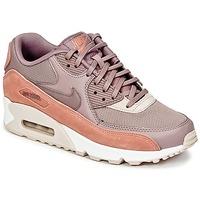 Zapatos Mujer Zapatillas bajas Nike AIR MAX 90 W Topotea / Rosa