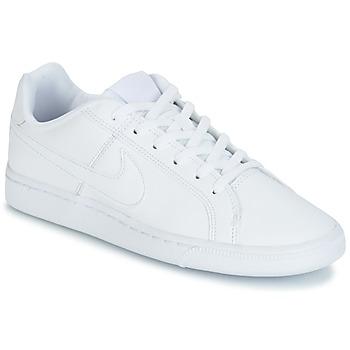 Zapatos Niños Zapatillas bajas Nike COURT ROYALE GRADE SCHOOL Blanco