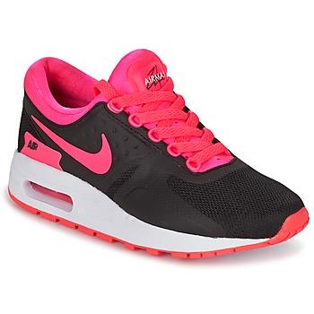 Zapatos Niña Zapatillas bajas Nike AIR MAX ZERO ESSENTIAL GRADE SCHOOL Negro / Rosa