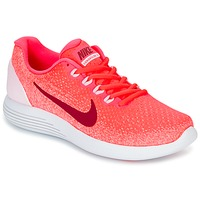 Zapatos Mujer Running / trail Nike LUNARGLIDE 9 W Rosa