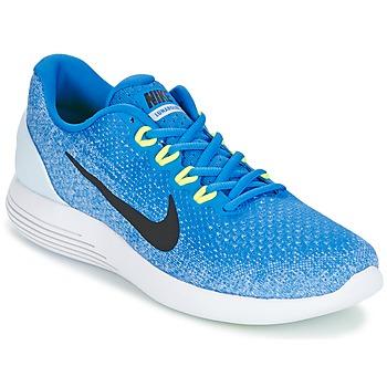 Zapatos Hombre Running / trail Nike LUNARGLIDE 9 Azul