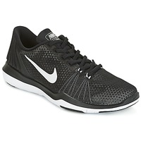 Zapatos Mujer Fitness / Training Nike FLEX SUPREME TRAINER 5 W Negro / Blanco