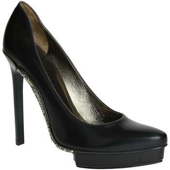 Zapatos Mujer Zapatos de tacón Lanvin AW5C2CDIVC6B nero