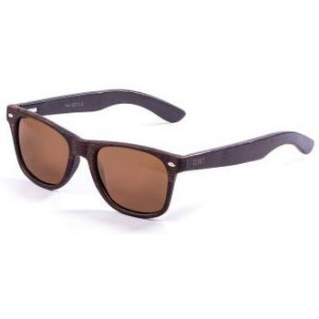 Relojes Hombre Gafas de sol Ocean Glasses Beach Wood marron-choco-y-topo marron-choco-y-topo