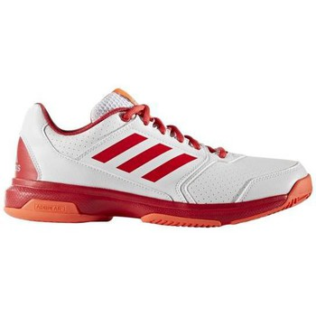Zapatos Tenis adidas Originals ADIZERO ATTACK ZAPATILLA TENIS JUNIOR Blanco
