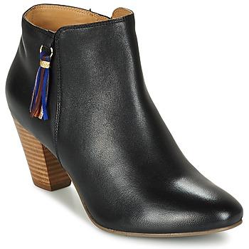 Zapatos Mujer Botines Bocage MARILYN Negro