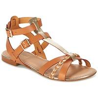 Zapatos Mujer Sandalias Bocage JARET Cognac