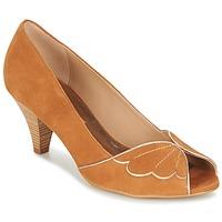 Zapatos Mujer Zapatos de tacón Bocage DAPHNE COGNAC