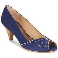 Zapatos Mujer Zapatos de tacón Bocage DAPHNE Marino
