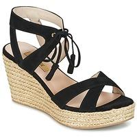 Zapatos Mujer Sandalias Bocage HELEN Negro