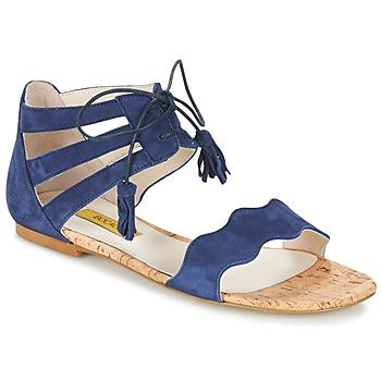 Zapatos Mujer Sandalias Bocage JARED Marino