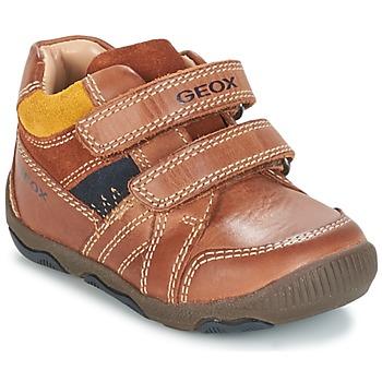 Zapatos Niño Zapatillas bajas Geox B N.BALU' B. B Marrón