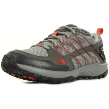 Zapatos Mujer Senderismo The North Face W Litewave Explore Gtx Gris